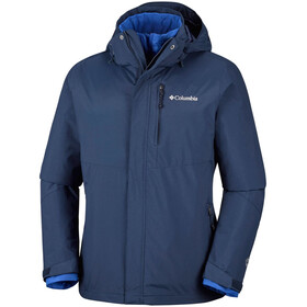 Columbia Element Blocker II Vielseitige Jacke Herren collegiate navy